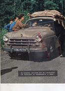 CANADA -OURS FAIT AUTO STOP- LES MAHUZIER L' AMERIQUE-1957- QUEBEC-ONTARIO-ALBERTA-COLOMBIE- BISONS ELK ISLAND-KOOTENAY - Dépliants Touristiques