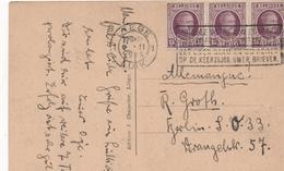 3080   Postal  Liege 1925 Belgica - Bélgica