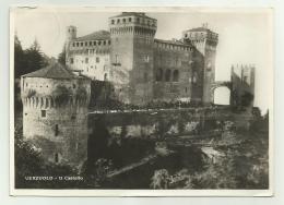 VERZUOLO - IL CASTELLO VIAGGIATA 1933  FG - Cuneo
