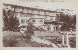 83 )   SAINTE  MAXIME - Hôtel Beau Site - Propriétaire M. Barbier - Borj Des Beni Hindel Dit Molière Intérieur Du Bordj - Sainte-Maxime