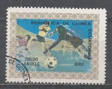 Equatorial Guinea 1976, Scott #76150 Soccer (U) - Guinée Equatoriale