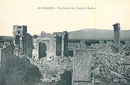 PIE-T-16-5304 : BAALBEK - Syria