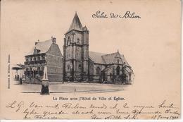 Gemeentehuis En Kerk - Hechtel-Eksel
