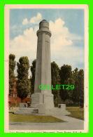 TROIS-RIVIÈRES, QUÉBEC - MONUMENT LE FLAMBEAU  - PECO -