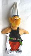 FIGURINE MARIONNETTE ASTERIX CESAR AVEC RARE COSTUME - Asterix & Obelix