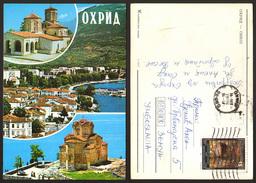 Macedonia OHRID Stamp    #21478 - Macedonia