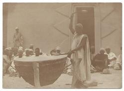 NIGER - Le Grand Tam Tam Du Djerma Koi De Dosso,  Signée Et Datée  Du 7/07/1929 - Africa