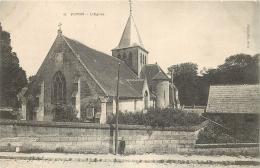 02-443  CPA   PINON  L'église - France