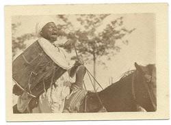 """NIGER - Griot Nigérien """"Dankama En Haoussa"""" Signée Et Datée  Du 17/02/1928 - Africa"""