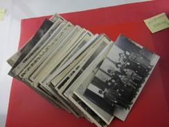 32 Photographies Photo Card RPPC Réal Photo Cartes Postales Thème Divers Personnages,Région France Faire Défiler Images - Photographs