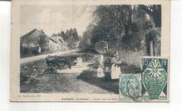 Aubigny, Route Vers Cernion - France