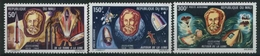 1970 Mali, Jules Verne Posta Aerea , Serie Completa Nuova (**) - Mali (1959-...)