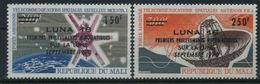 1970 Mali, Luna XVI Posta Aerea , Serie Completa Nuova (**) - Mali (1959-...)