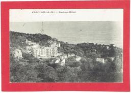 CAP D AIL 1911 RADIUM HOTEL CARTE EN BON ETAT - Cap-d'Ail