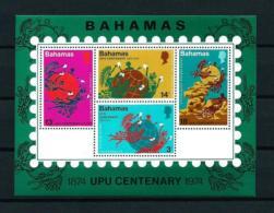 Bahamas  Nº Yvert  HB-10  En Nuevo - Bahamas (1973-...)