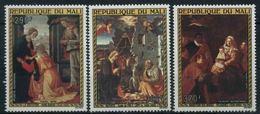 19750 Mali, Quadri Nale,Ghirlandaio, Lippi, Velasquez  Posta Aerea , Serie Completa Nuova (**) - Mali (1959-...)