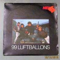 45T NENA : 99 Luftballons - Vinyl-Schallplatten