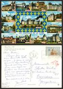 France Les Chateaux De La Loire   Stamp      #21490 - Francia