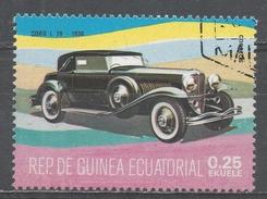 Equatorial Guinea 1977, Scott #7723 Cord L, 1930 (U) - Guinée Equatoriale