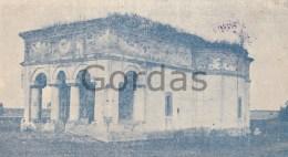 Romania - Buzau - Biserica Garlasi - Colectura 5 Lei - Cp Taiata - Romania