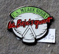RUGBY   CS MEAUX          LES BRIE'SQUANT - Rugby