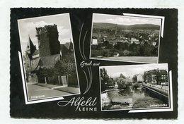 GERMANY - AK290884 Gruß Aus Alfeld / Leine - Alfeld