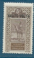Haute Volta      - Yvert N°  24 *   -  Cw 13917 - Unused Stamps