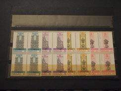 TOKELAU - 1978 INCORONAZIONE 4 VALORI, In Quartina(block Of Four) - NUOVI(++) - Tokelau