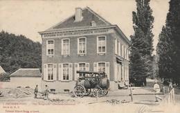 HEUSDEN PONT Het Brughuis Dereuze Janssens Série 61 N° 5 Sugg Machine à Vapeur - Destelbergen