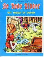 De Rode Ridder - Met Masker En Zwaard  (1975) - De Rode Ridder