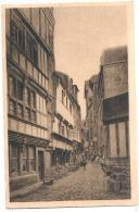 -50- LE MONT SAINT MICHEL  La Grande Rue TTBE Neuve - Le Mont Saint Michel