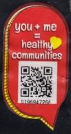 Fruits & Vegetables - Healty Communities (FL268) - Fruits Et Légumes