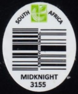 Fruits & Vegetables - Midknight, South Africa (*) (FL3155) - Fruits & Vegetables
