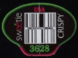 Fruits & Vegetables - Sweetie Crispy, USA (*) (FL3628) - Fruits & Vegetables