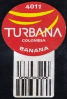 Fruits & Vegetables - Turbana, Columbia (*) (FL4011-5) - Fruits & Vegetables