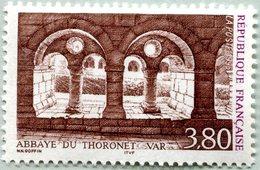 N° Yvert & Tellier 3020 - Timbre De France (1996) - MNH - Abbaye De Thoronet (Var) - Ongebruikt