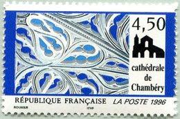 N° Yvert & Tellier 3021 - Timbre De France (1996) - MNH - Cathédrale De Chambéry - Ongebruikt