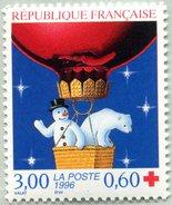 N° Yvert & Tellier 3039 - Timbre De France (1996) - Croix Rouge - MNH - Fête De Fin D'Année - Ongebruikt