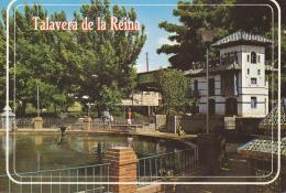 Postal 61886 : Talavera De La Reina. Casa De Las Palomas Y Estanque - Ansichtskarten