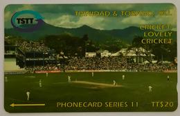 Cricket, Lovey Cricket