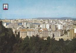 Postal 61353 : La Coruña. Vista Panoramica Desde Santa Margarita - Non Classificati