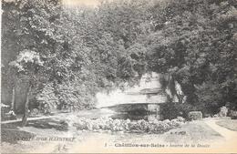 CHATILLON SUR SEINE - 21 - Source De La Douix - ENCH1612 - - Chatillon Sur Seine