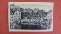 Luxembourg >  PonL'Alzette Au Grund   Ref 2440 - Postcards