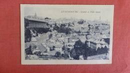 Luxembourg > Grund Et Ville Haute     Ref 2440 - Postcards