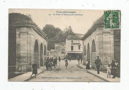 Cp , 54 , TOUL Pittoresque , La Porte De France , Côté Extérieur , Voyagée 1913 - Toul