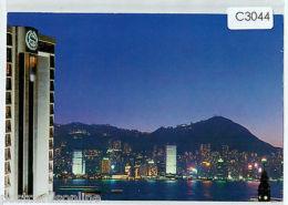 C3044cgt Hong Kong Sheraton Hotel Postcard - Non Classés
