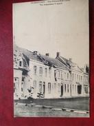 PLOEGSTEERT Rue D'Armentières 1916 - Comines-Warneton - Komen-Waasten