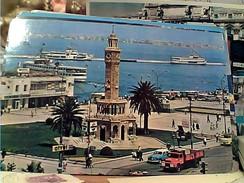 TURCHIA  TURKEY KONAK MEYDANI IZMIR AUTO CAR CAMION V1973  FW9403 - Turchia