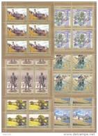2014. Russia, Modern Art, 6 Sheetlets Of 6v, Mint/**