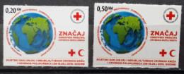 Bosnia And Hercegovina, 2015, Red Cross (MNH) - Bosnia Herzegovina